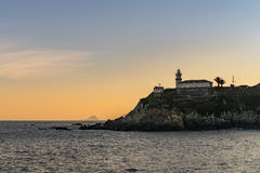 Lighthouse of Cudillero Royalty Free Stock Photography