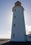 Lighthouse at Danger Point South Africa Stock Photography