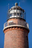 Lighthouse on Darss Stock Image
