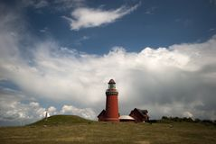 Lighthouse from Denmark Stock Images