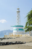 Lighthouse in dili east timor, timor leste Royalty Free Stock Image