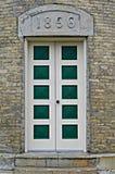 Lighthouse doors Stock Image