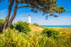 Free Lighthouse Dornbusch On The Island Hiddensee, Ostsee, Germany Stock Photos - 169772563