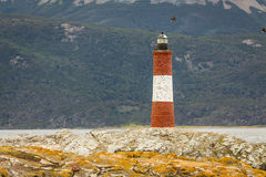 Lighthouse in the End of the World Stock Photos