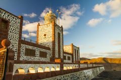 Lighthouse Entallada Stock Image