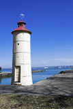 Lighthouse in Erie Stock Photos