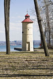 Lighthouse in Erie Royalty Free Stock Images