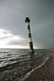 Lighthouse in Estonia Stock Image
