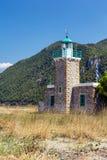 Lighthouse Euboea Greece Royalty Free Stock Photography