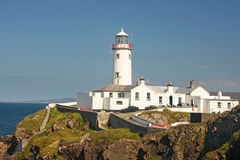 Lighthouse at Fanad royalty free stock photography