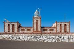 Lighthouse Faro de la Entallada Royalty Free Stock Photography