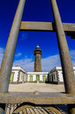 Lighthouse Faro de Orchilla Royalty Free Stock Images