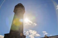 Lighthouse Faro de Orchilla Stock Photography