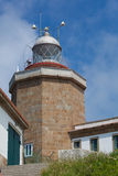 Lighthouse of Fisterra Royalty Free Stock Photo