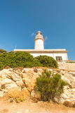 Lighthouse at Formentor Majorka Royalty Free Stock Photo