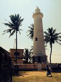 Lighthouse in the fort of Gale Royalty Free Stock Image