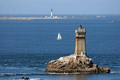 Lighthouse, France Royalty Free Stock Image