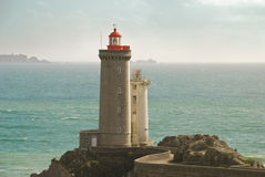Free Lighthouse Front Of Ocean Royalty Free Stock Photography - 13277587