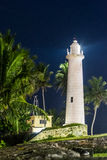 Lighthouse in Galle. Stock Photos