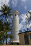 Lighthouse in Galle Stock Images