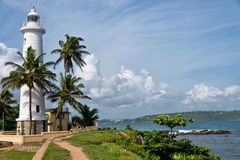 Lighthouse of Galle Stock Photo