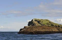Lighthouse, Garvellachs Royalty Free Stock Photo