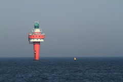 Lighthouse. At the german northsea Stock Photo