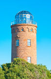 Lighthouse in Germany Royalty Free Stock Photos