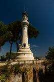 Lighthouse of Gianicolo or Janiculum Royalty Free Stock Image