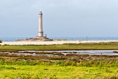 Lighthouse of Goury Royalty Free Stock Images