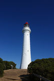 Lighthouse - Great Ocean Road Stock Photo