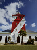 Lighthouse, Greenpoint, Cape Town royalty free stock photos