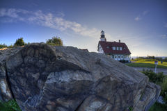Lighthouse Head Stock Images