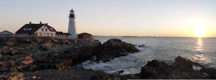 Lighthouse Head Royalty Free Stock Photo