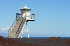 Lighthouse on Heimaey island, Iceland Royalty Free Stock Image