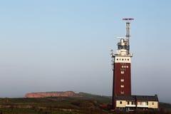 Lighthouse of Helgoland Stock Photo