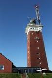 Lighthouse on Heligoland Stock Images