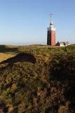 Lighthouse on Heligoland Royalty Free Stock Photography