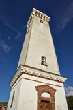 Lighthouse in Helnaes Denmark Royalty Free Stock Photography