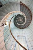 Lighthouse high staircase Royalty Free Stock Photography