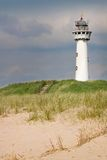 Lighthouse in Holland Royalty Free Stock Photography