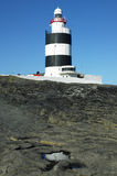 Lighthouse, Hook Head Stock Photo