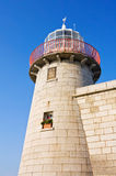 Lighthouse at Howth harbor in Dublin, Ireland Royalty Free Stock Image