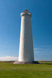 Lighthouse in Iceland. Lighthouse in Reykjavik in Iceland Royalty Free Stock Photography