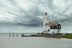 Landscapes in the Netherlands, Dutch landscapes royalty free stock photo