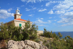 Free Lighthouse In Croatia Royalty Free Stock Images - 26448829