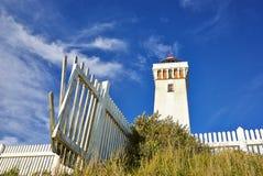Lighthouse In Helnaes Denmark Stock Photography