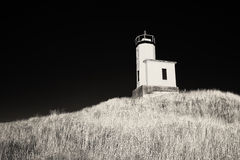 Lighthouse In Infrared Royalty Free Stock Images