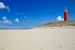 Free Lighthouse In The Dunes At The Beach Stock Photos - 14692313