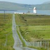 Lighthouse, Ireland Stock Photo